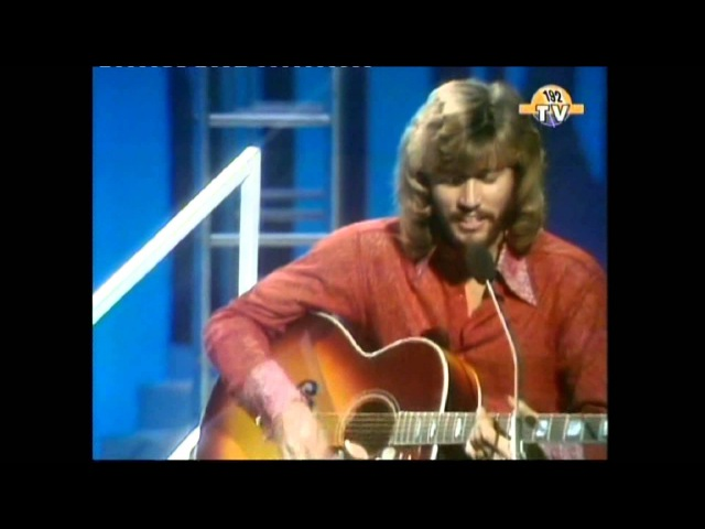The Bee Gees Morning of my life Very Rare Original Footage U K TV 1972