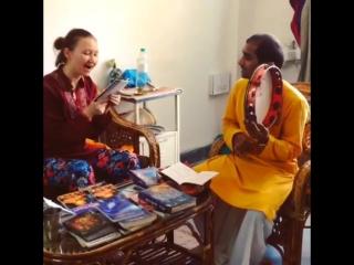 Север Индии, г. Харидвар, май 2015. Уроки санскрита!