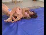 Vanda vs Clara  DWW  Female Wrestling  CLIP II