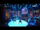 16.11.2012 Zico та P.O MC Block B - Nillili mambo | MTV The Show
