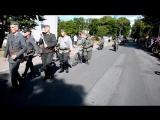 Милитари фестиваль г  Валга 2015 (парад войск СС и вермахта)