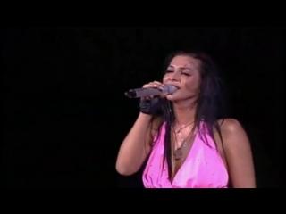 Группа Краски (Оксана Ковалевская) Супердискотека 90-х Омск12 мая (Live)