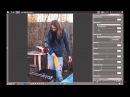 Обработка фотографий Видео урок фотографии 8