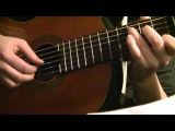 Mad World Gitarre (Michael Andrews feat. Gary Jules) Cover