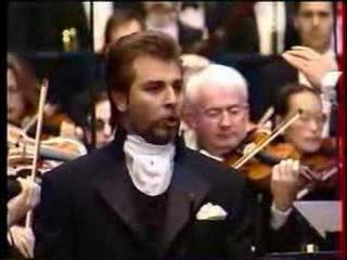 """Roberto Alagna (Италия) -  """"La Marseillaise"""" (Государственный гимн Французской Республики) - запись 2006 г."""