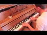 Avicii ft. Aloe Blacc - Wake Me Up Piano Ryan Scott