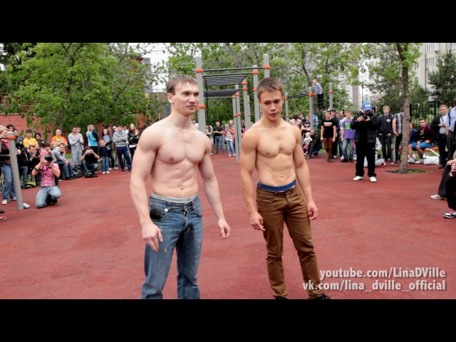 Moscow Workout Competition 2013 Dexter's party