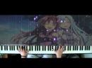 「Sword Art Online II」 ED3 - Shirushi シルシ (piano solo)  LiSA