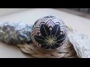 ТЭМАРИ - Новая вышивка, заканчиваем шарик!!