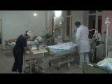 На федеральной трассе `Кавказ` под Гудермесом произошло крупное ДТП, погибли семь человек - Первый канал