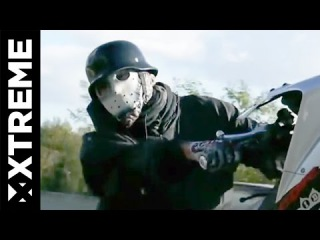 Halloween Stunt Bike Party