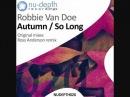 Robbie Van Doe - Autumn (Ross Anderson Remix) (nudepth020)