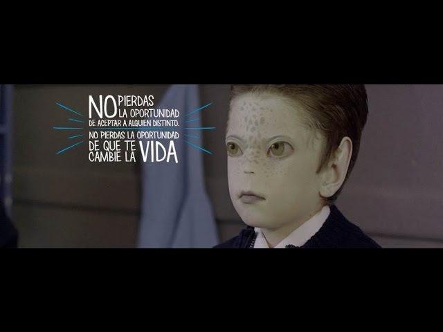 UNICEF's extraterrestrial alien diversity propaganda