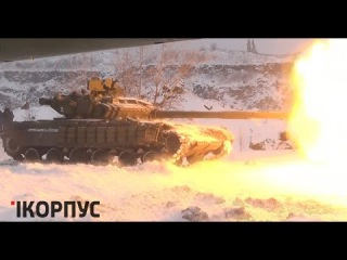 Танковые учения механизированного батальона «Август» / icorpus.ru
