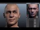 3D Facial Rig Manager for Maya 3ds Max by Snappers Systems - Character Rigging Demo Reel