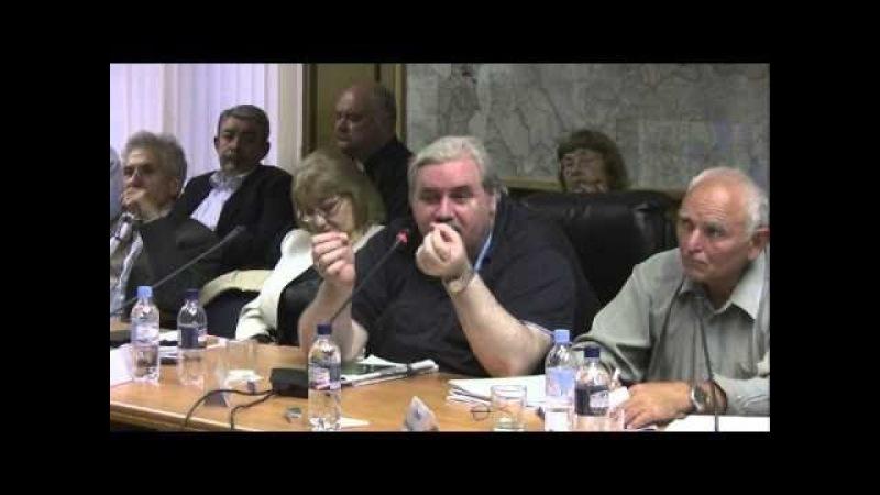 Круглый стол о геноциде - выступление Н.Левашова в Госдуме. 2010-06-10