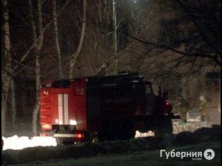 Военнослужащий погиб в результате пожара в общежитии воинской части.