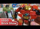 Халкбастер разгром, ЛЕГО Супергерои 76031 LEGO Marvel Super Heroes