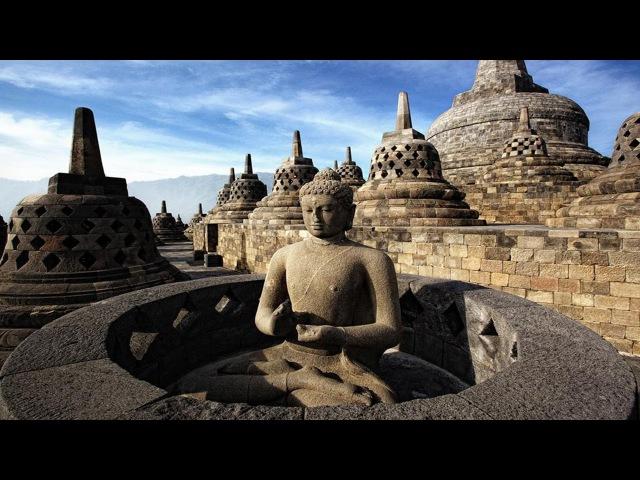 Чудеса Света - Храмы Борободур и Прамбанан : Индонезия