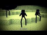ОПА ЭНДЕРМЕН НА РУССКОМ...РЭП ЭНДЕРМЕНА Like An Enderman PSY Gangnam Style Minecraft Parody