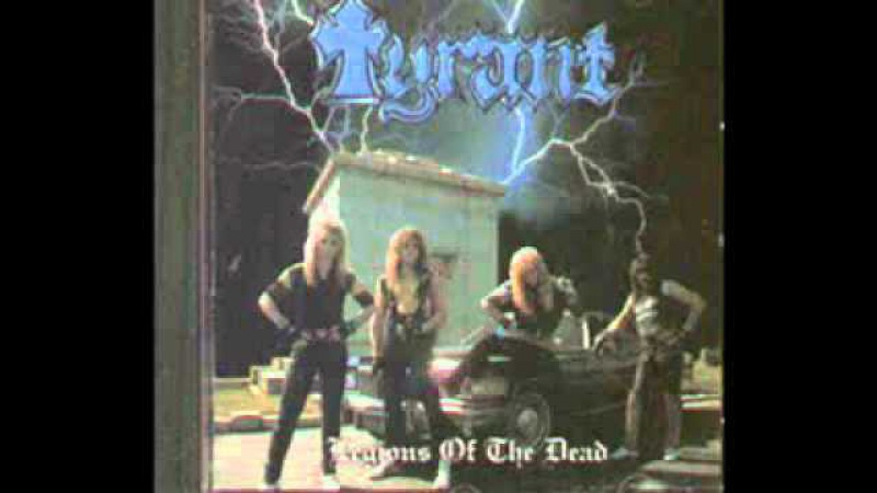 Thrash, speed metal and other bands from the 80's - Part III.
