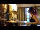 Linkin Park Faint Drum Cover (by Nea Batera)