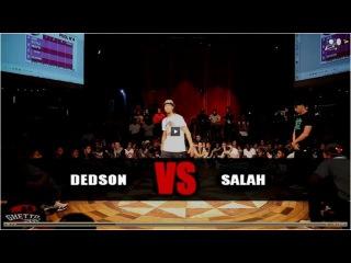 Salah vs Dedson | Pool 4 - GS FUSION CONCEPT WORLD FINAL | HKEYFILMS