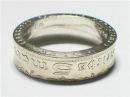 🇰🇿 🔝 💯 Самодельное кольцо из монеты.