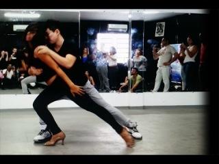 Zouk Fusion - Marcelo Eidy e Joyce Meira