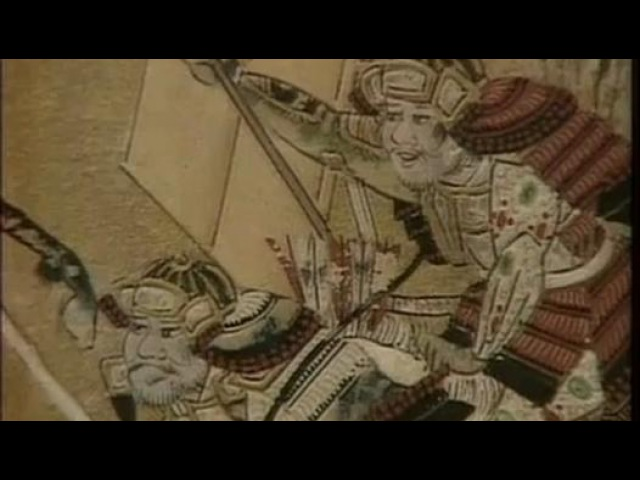 Discovery Времена и воины Самураи