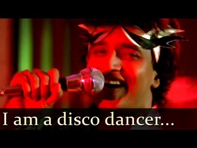 Disco Dancer I Am A Disco Dancer Zindagi Mera Gaana Vijay Benedict