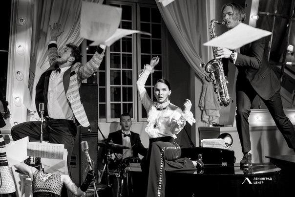 Безумные вечеринки в Белом Баре «Шанель гангстерз»! Coming Soon!