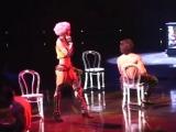 Elena Gatilova for Cirque Du Soleil Zumanity