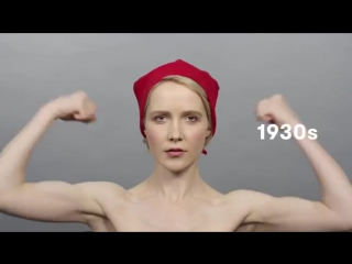 100 Years of Beauty - Episode 8 Russia (Anya) - 720x540
