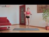 Супер-сжигающая тренировка для верхней части тела. Фитнес дома