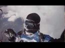 Полёт на параплане в облаках на 5 км