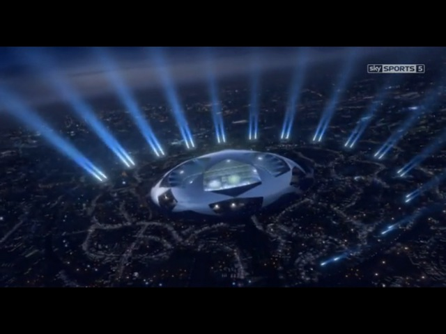 UEFA Champions League 2014 15 1 8 Finale 1st Leg 17 02 2015 Sky Sports 5