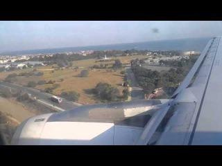Посадка в аэропорту Стамбула