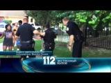 В США полицейский угрожал пистолетом школьникам, устроившим шумную вечеринку