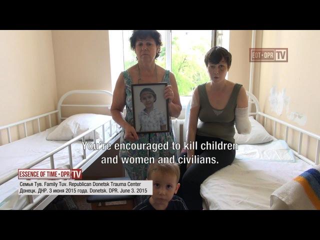 5 июня 2015 Техас у семьи Тув. Texas with Tuv family. English Subtitles, Donetsk. DPR. Issue 484