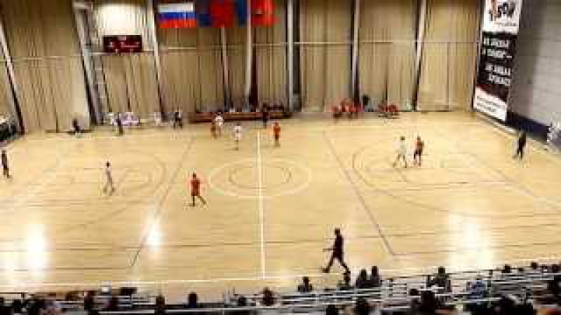 Финал Кубка Кузбасса по мини-футболу Перекресток-Ойл - СУЭК-Кузбасс