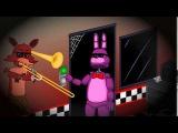 Знаменитая песня 5 ночей с Мишкой Фредди :DDD Приколы