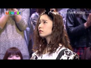 AKB48 Green Flash +MC UTAGE! AKB48 SKE48 NMB48 HKT48 乃木坂46