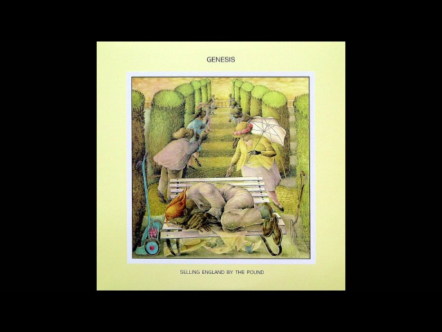 Selling England By The Pound - Genesis [Full Remastered Album] (1973)