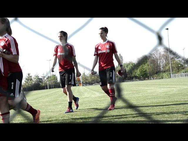 Il calcio femminile - raffaella manieri - fc bayern münchen