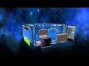 Ubuntu 3D Desktop (Cube) (KDE Compiz Fusion CairoDock) fullHD 1080p