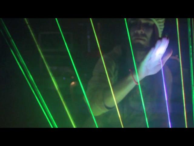 KAYATMA - Laser Harp