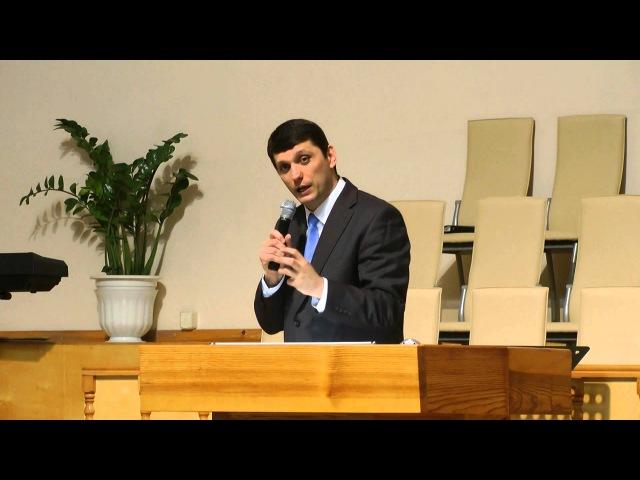 Вовк Андрей - К Божьим целям через потрясения. Деяния 9:26-30