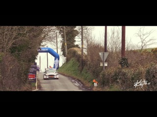 Circuit of Ireland Rally 2015 Kajetanowicz/Baran - Day 1 highlights