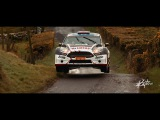 6 seconds to victory - Kajetanowicz/Baran - 2nd in Circuit of Ireland 2015